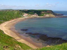 Runswick Bay | Yorkshire | UK Beach Guide