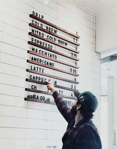 New Design Menu Coffee Shop Ideas New Design Menu Coffee Shop IdeasYou can find Coffee shop design and more on our website.New Design Menu Coffee Shop Ideas New Design Menu Coffee Shop Cafe Bar, Cafe Shop, Coffee Shop Menu, Small Coffee Shop, Coffee Shops, Coffee Shop Signage, Café Design, Design Room, Design Ideas