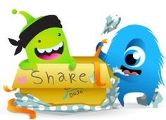 Love the new ClassDojo share tools!! If you haven't discovered ClassDojo, now's the time!!