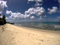 Fitts Village beach on the west coast of #Barbados, a wonderful spot for picnics, snorkeling and beach walks.
