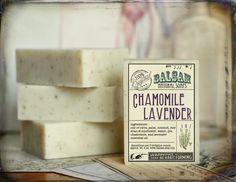 Chamomile Lavender - Extra Large Soap Bar