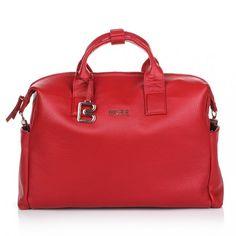 ffcfa558b1b33 BREE Bag  Nola 8 Business Bag Grained Dark Red — Fashionette.de  Tasche