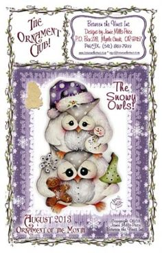 The Snowy Owls!