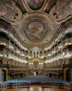 Architecture @archpics Margravial Opera House - Bayreuth, Germany by David Leventi pic.twitter.com/LMDclTWst9