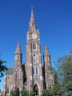 New jersey sacred heart basicila catholic cathedral in for Michaels craft store erie pa