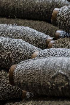 #thread #loden #manufacturing #slowfashion Shops, Slow Fashion, Wool Yarn, Tents, Retail, Retail Stores, Sashay Yarn