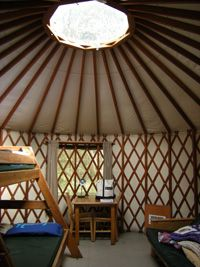 Oregon Yurt Camping | Outdoors NW Been there, did that, and it was fun.