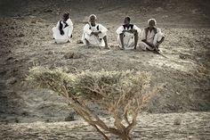 Ababda Bedouins in Wadi Al Gemal, Marsa Allam, egypt Kemet Egypt, Red Sea, History Books, Ancient Egypt, Mythology, Culture, Marsala, Horn, Animals