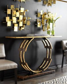 Every interior should have this stylish and versatile piece of furniture that will definitely add up that extra something! | Modern Console Tables | Design Inspiration | Luxury Interiors |www.bocadolobo.com #bocadolobo #luxuryfurniture #exclusivedesign #interiodesign #consoletableideas #modernconsoletables #consoleideas #decorations #designideas #roomdesign #roomideas #homeideas #artdecor #housedesignideas #interiordesignstyles #roomideas #interiordesigninspiration #interiorinspiration…
