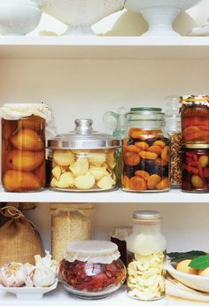 6 Simple Food Preservation Methods