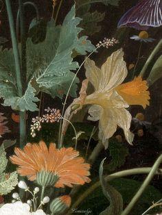 Шедевр в деталях | Абрахам Миньон (Abraham Mignon, 1640–1679, German-Dutch)…