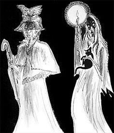 Marc Davis' concepts for the Bride.