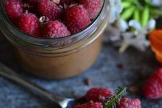 DSC_0303 Tofu, Raspberry, Sugar, Fruit, Raspberries