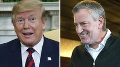 Trump scorches de Blasio after 2020 announcement: NYC HATES HIM!