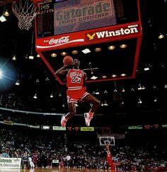 "Michael ""Air"" Jordan..loved the Bulls, no player like him  :)"
