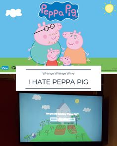I hate Peppa Pig: Delving into my love/hate relationship with my child's favourite TV show, going to Peppa Pig World, and seeing Peppa at the theatre. Parenting Books, Parenting Teens, Parenting Humour, Parenting Classes, Peppa Pig World, Raising Boys, Kids Tv, Mom Advice, Mom Humor