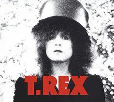 T. Rex album cover