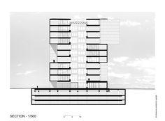 Innovation Center UC - Anacleto Angelini,Section