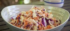 Vegan Coleslaw Recipes - Traditional Vegan Coleslaw