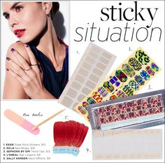 Check it Out: A New Generation of Press-On Nails - Celebrity Style and Fashion from WhoWhatWear