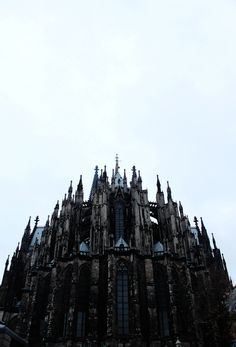 """ Cologne Cathedral, Germany """