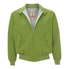G9 Apple Green Harrington Jacket- Wow! The color on this ! So sharp