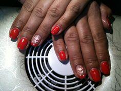 ho ho hooo nails :-)