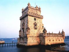 belem, portugal. short train from lisbon- @Monica Janowitz and Zactly Woven and @Angela Berger