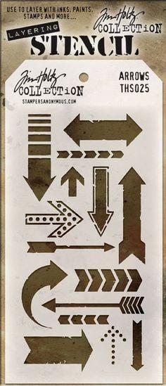 THS025 - Arrows