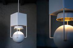 Dark Matters ceiling lamp by Angell Wyller & Aarseth