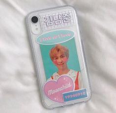 ꒲ ꒲ - Phone case for girls Kpop Phone Cases, Diy Phone Case, Cute Phone Cases, Iphone Phone Cases, Cell Phone Covers, Capas Iphone 6, Aesthetic Phone Case, Bts Rap Monster, Kpop Merch