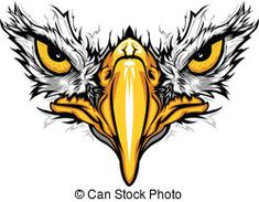 Vector of Eagle Eyes and Beak Vector Illustration - Graphic Vector... csp10260081 - Search Clip Art, Illustration, Drawings and Clipart EPS Vector Graphics Images