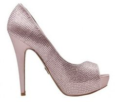 Enter to win a year's supply of shoes like these Betsey Johnson Gitzee's