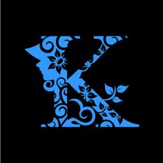Fancy Letter K Clipart Clipartfest Fancy Calligraphy Letter