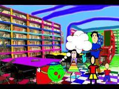 ▶ Pilo - Los Niños y la Biblioteca - YouTube