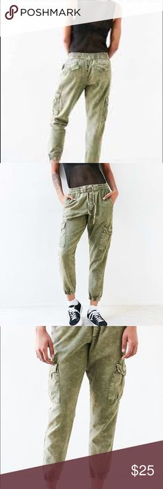 BDG Hunter soft cargo pants BDG Hunter soft cargo pants BDG Pants