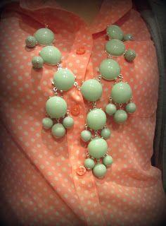 Bubble Necklace Giveaway please enter!