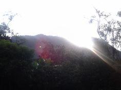 Dawn at Mindo