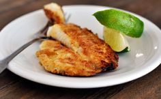 Mel's Kitchen Cafe | Honey Lime Tilapia.....So easy and so fast...I used flounder, worked great!