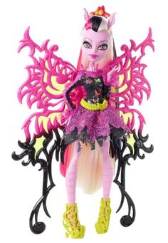 Monster High Freaky Fusion Bonita Femur Hybrid Doll  (Barcode EAN = 0887961005677).  http://www.comparestoreprices.co.uk/dolls/monster-high-freaky-fusion-bonita-femur-hybrid-doll.asp