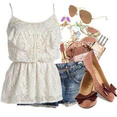 I think I like lace :)
