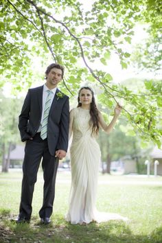 Kinfolk Inspired Wedding