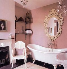 vintage bathroom ideas and decorations