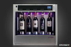 CINQUE 5-Bottle wine dispenser WineEmotion Wine Dispenser