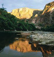 Río Magdalena a la altura del Pericongo.