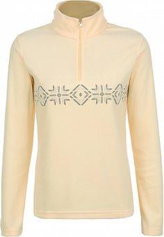 Джемпер женский Glissade медовый цвет - купить за 449 руб. в интернет-магазине Спортмастер