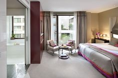 Nadra Travel & Living: See why this room at the Mandarin Oriental Paris c...