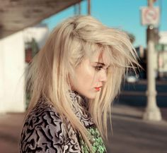Sky Ferreira for L'Official Netherlands March 2013