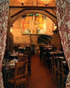 1000 images about siena tuscany italy on pinterest - Osteria da divo ...