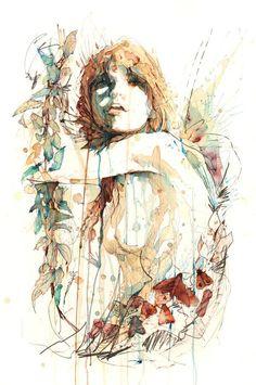 Costin M.: Inspiring Artwork by Carne Griffiths